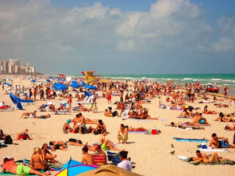 Miami Beach Makes List Of Perfect Thanksgiving Getaways