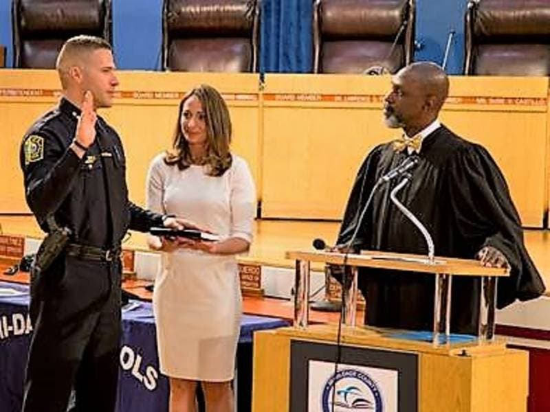 Former Phys Ed Teacher Becomes Top School Cop Miami