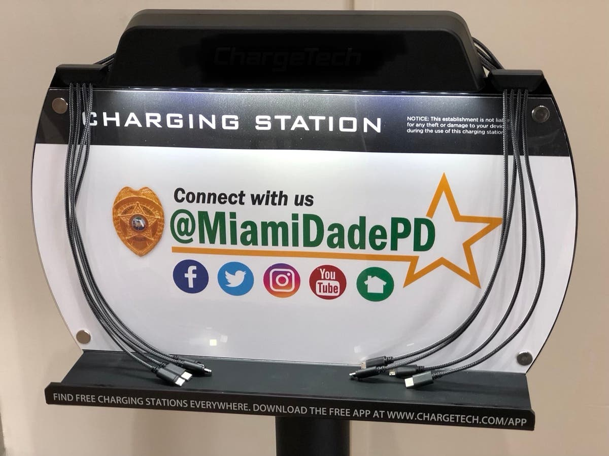 Miami-Dade Cops Ready To Charge You | Coral Gables, FL Patch