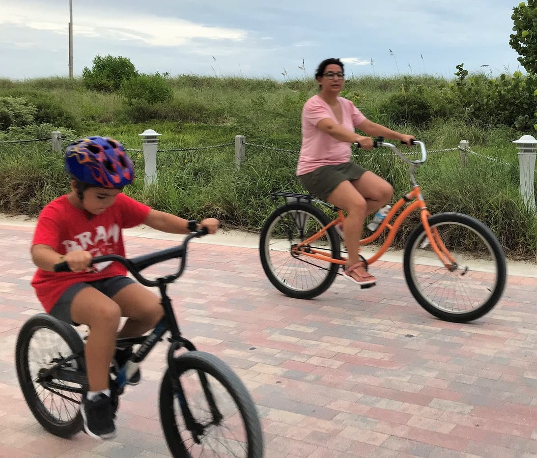 Getting Around Miami On Bicycle 10