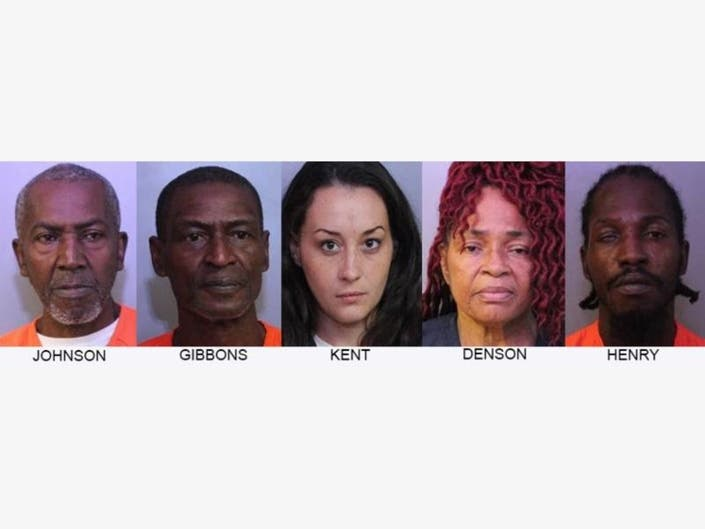 6 Arrested On Drug Charges In Undercover Polk County Sting