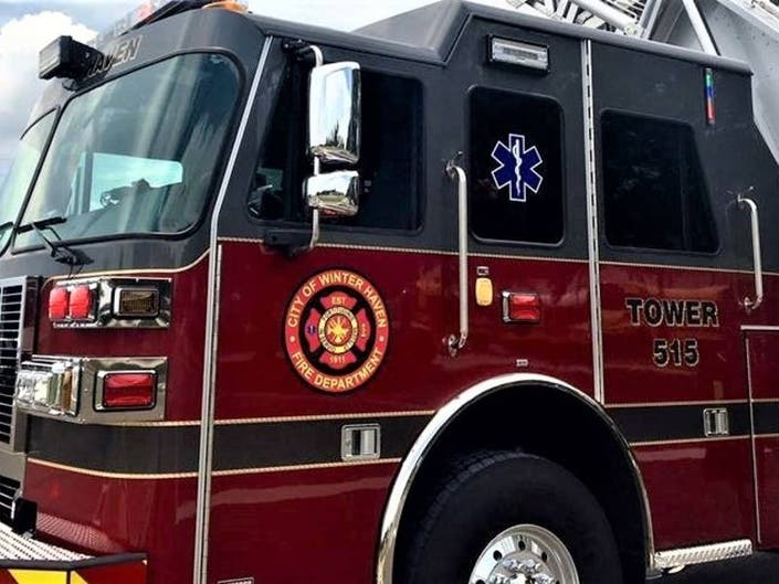 50 Senior Apartments Displaced By Fire In Winter Haven
