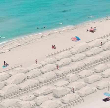 Florida Good News: Sandy Traffic Jam, Lucky Rescue, Foodie Heaven