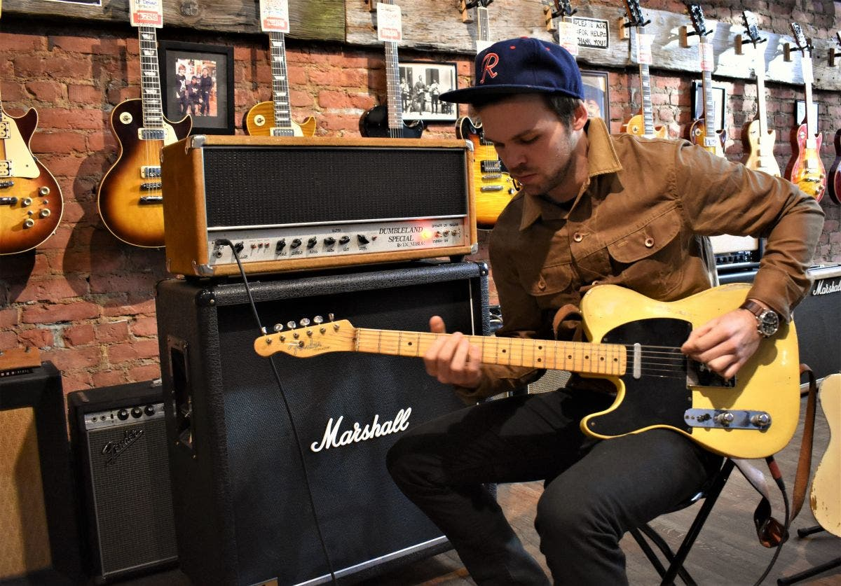 Seattle Guitar Shop Has World's Most Expensive Amplifier For