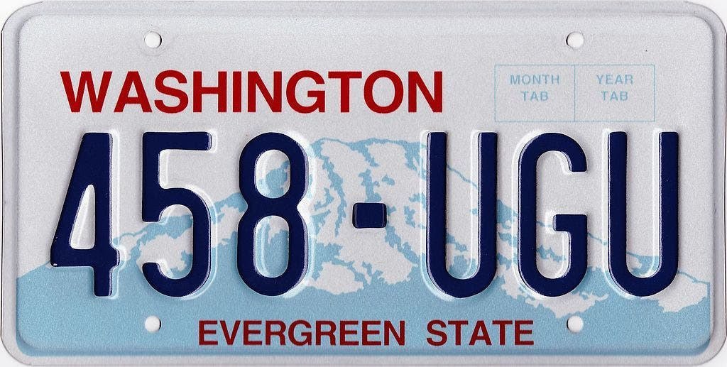 $1,500 Car Tab Renewal: Puget Sound Residents Shocked By