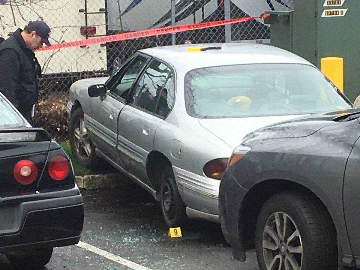 Deputy Hit By Suspect's Car Before Shooting: Pierce County