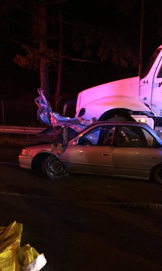 1 Dead In I-5 Crash Near JBLM | Lakewood, WA Patch