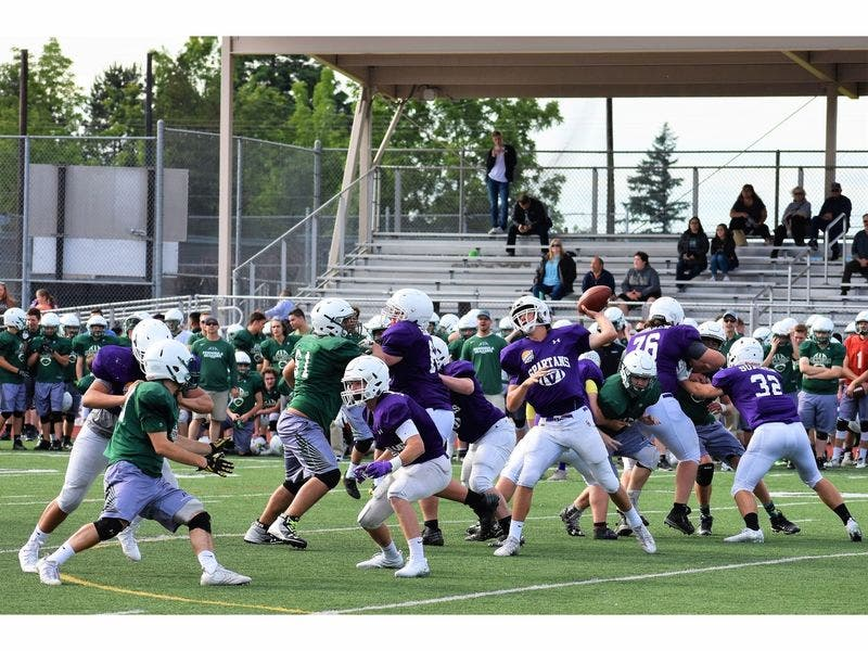 Sumner Spartans Football Kicks Off With Spring Jamboree  e5b49c979