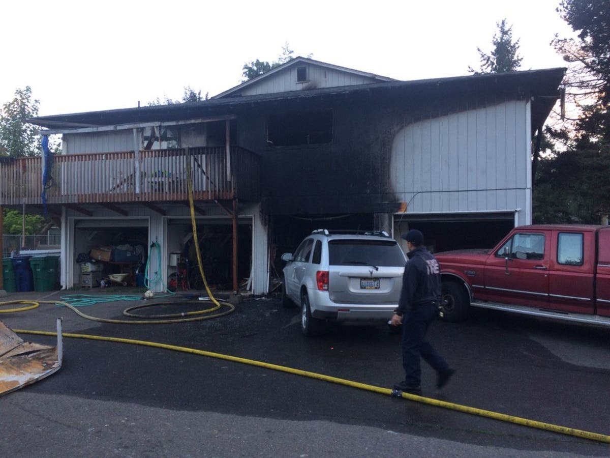 Father, Son Killed In Apartment Fire In Auburn | Bonney Lake