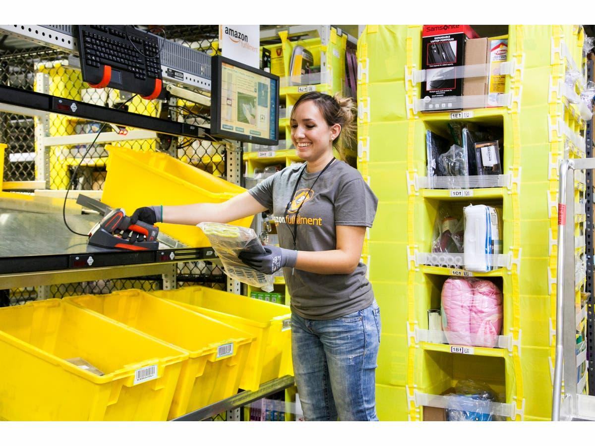 Jobs Amazon