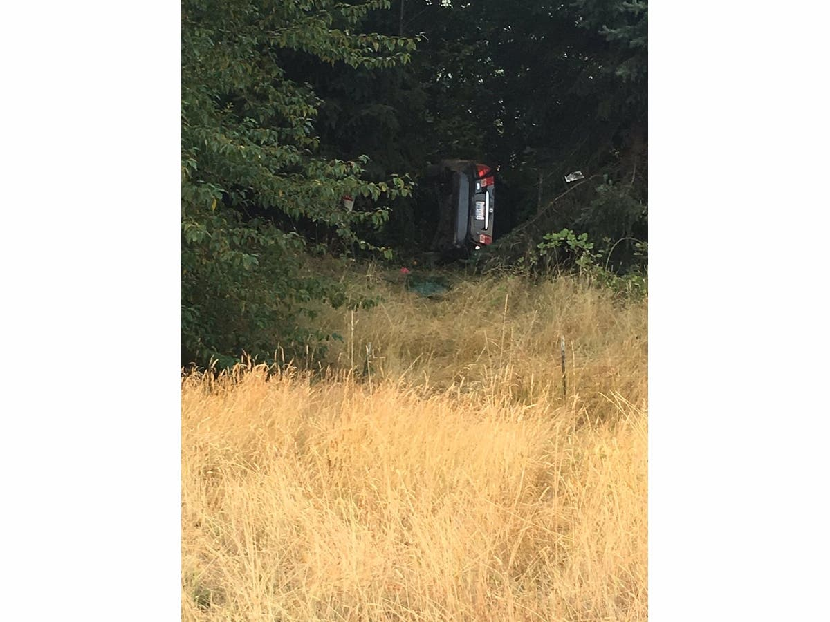 Separate Puyallup Crashes Thursday Near SR 512 Leave 2