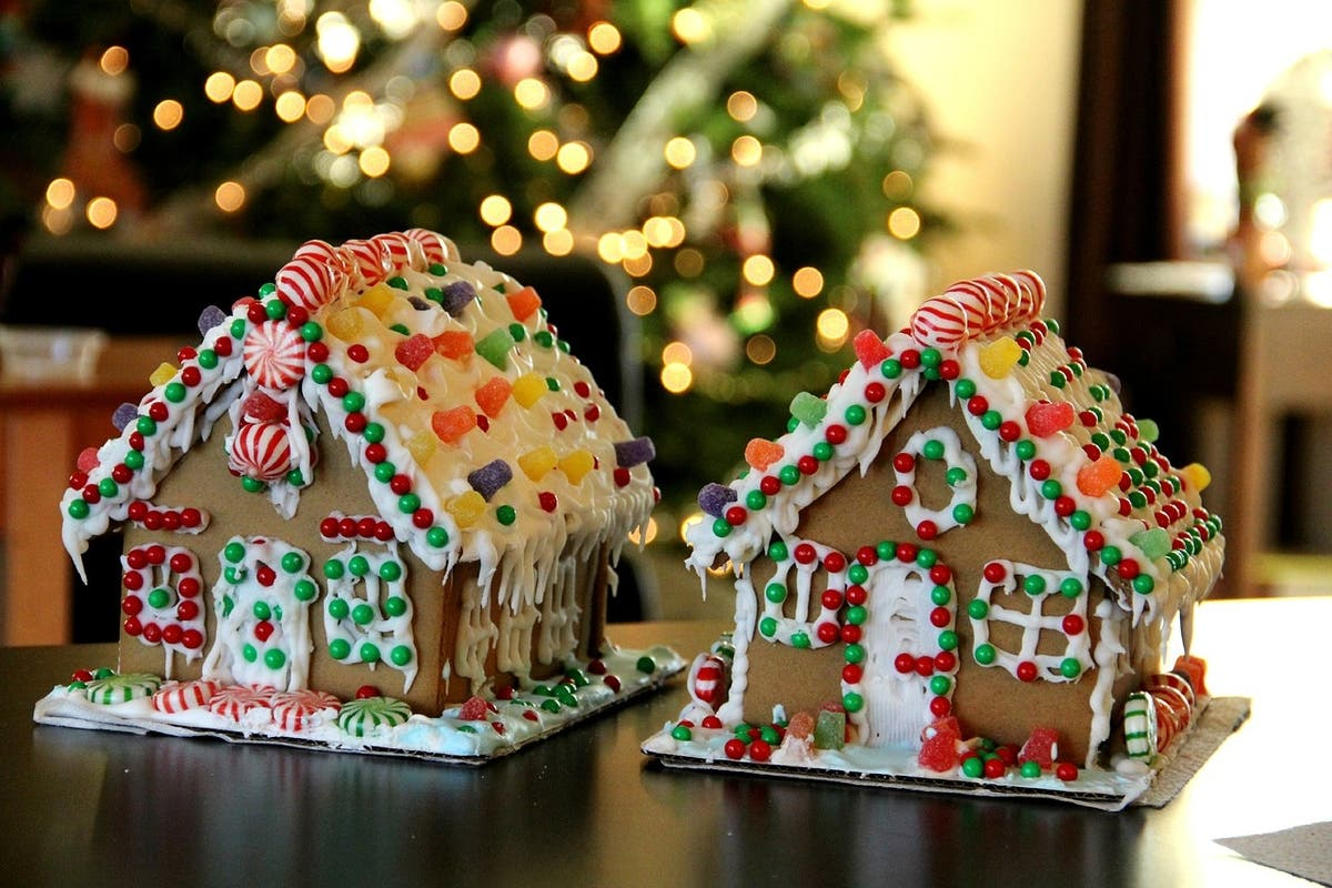 11 Gingerbread House Events Happening Near Kirkland