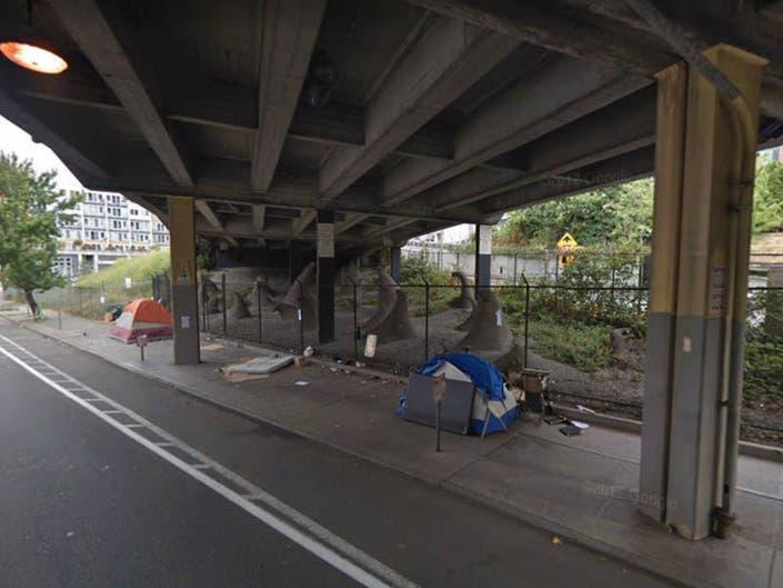 Man Who Exposed Anti Homeless Bike Racks Harassed By