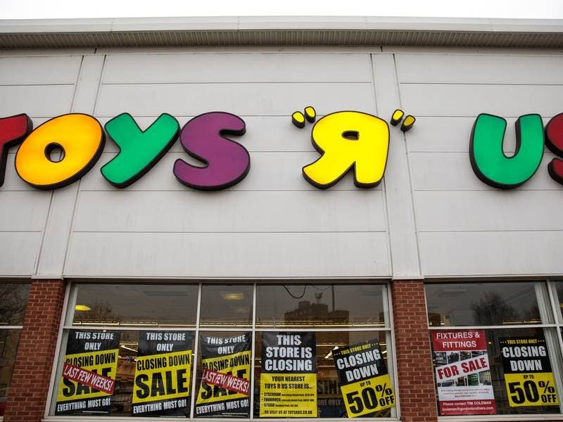All Washington Toys R Us Stores To Close Report Bellevue Wa Patch