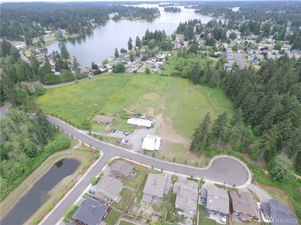 The Future Of Lake Tapps 25 Acres For Sale In Bonney Lake