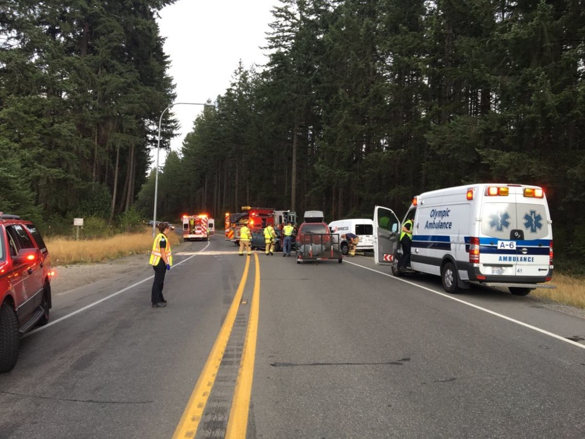 Lakewood Woman Dies In Multi-Car SR 510 Crash | Lakewood, WA