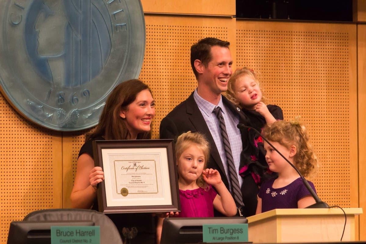 Seattle Councilman Rob Johnson Won't Run For Reelection