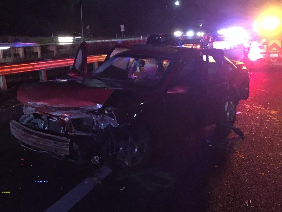 Dixon woman killed in multi-vehicle crash near Waynesville