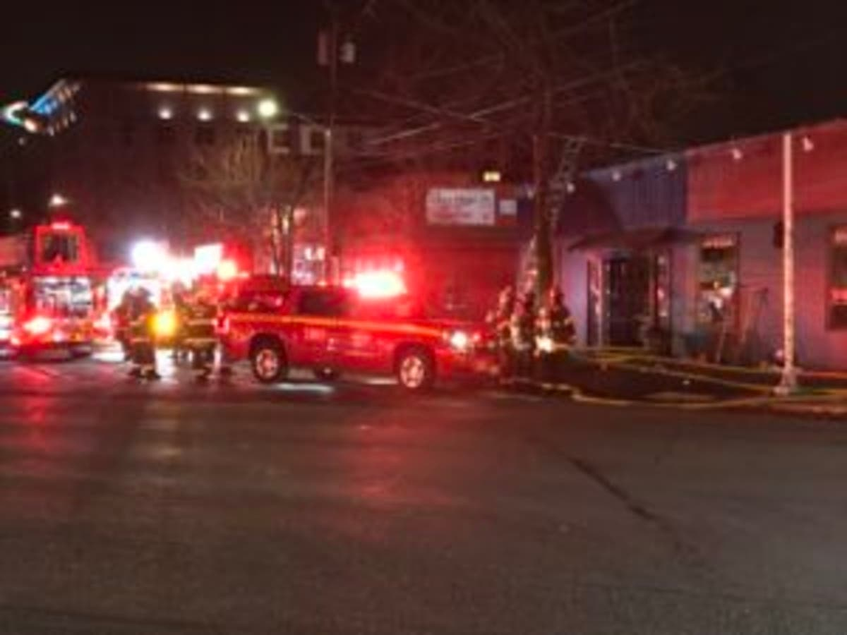 Sfd Christmas 2020 Christmas Eve Fires In Fremont Under Investigation: SFD | Seattle