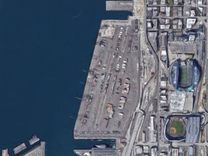 Seattle Port Planning $200M Cruise Terminal Near Pioneer Square
