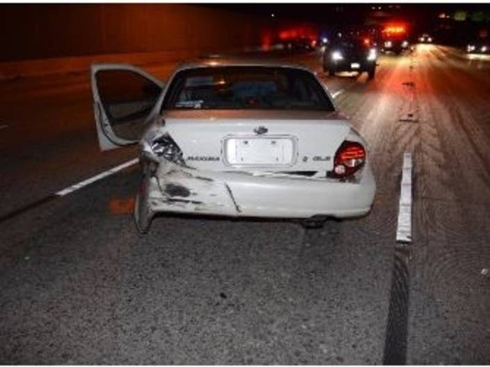 Witnesses To Bad I-5 Crash Sought By WSP