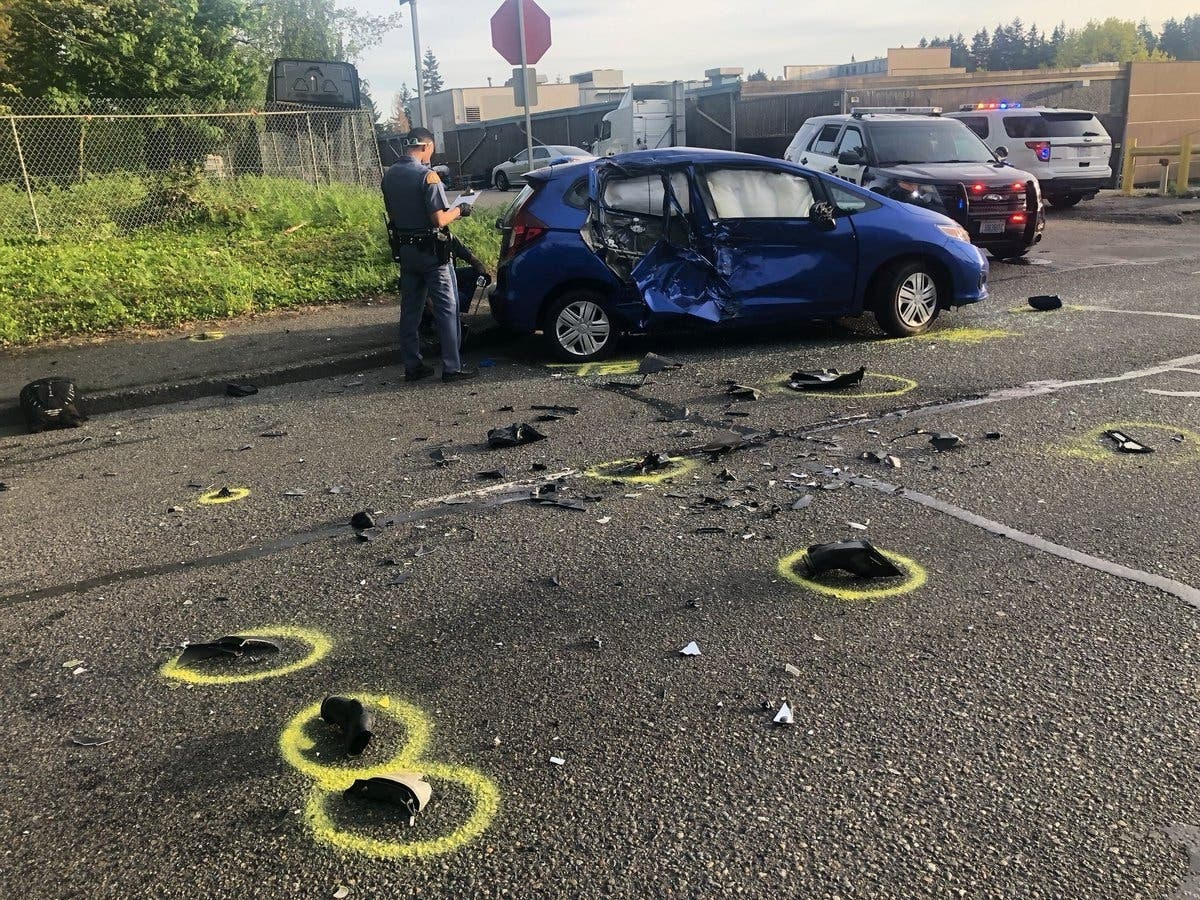 Motorcyclist Killed In Shoreline Collision | Shoreline, WA Patch