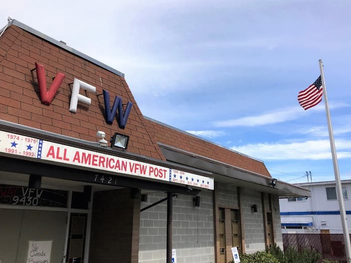 Seattle VFW Post Faces Closure After $4,400 Water Bill