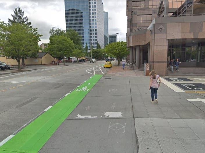 Bellevue Made Big Bike Lane Moves This Week