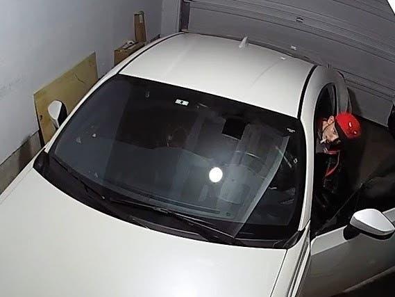 Suspect In Redmond Crime Spree Arrested