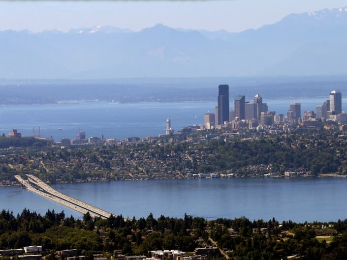 See How Sammamish, Issaquah Populations Grew In 2018: Census Data