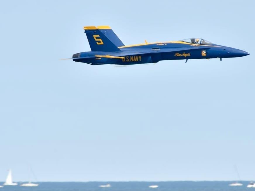 seafair blue angels flight path 2020