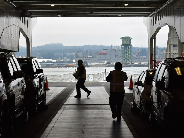 Washington State Ferries Fare Hikes Approved