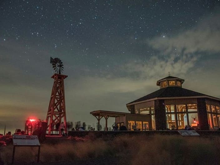 The Best Place In Washington To Watch The Perseid Meteor Shower