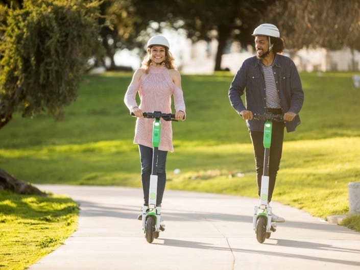 Lime Will Teach Redmond Residents Scooter Etiquette