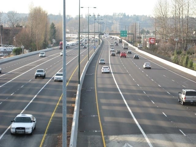 Renton To Bellevue I-405 Widening Project Takes Big Step