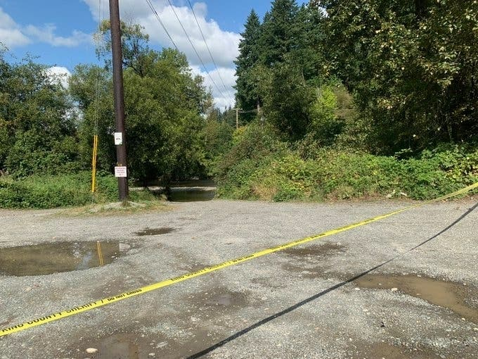 Body Found In Green River Is Homicide Victim | Enumclaw, WA