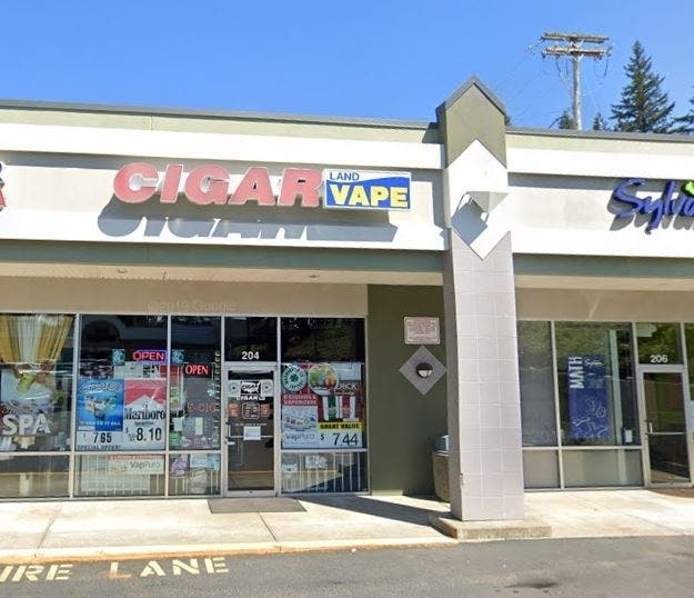 Maple Valley Cigar Shop Sold Drugs, Alcohol To Kids, Say Police