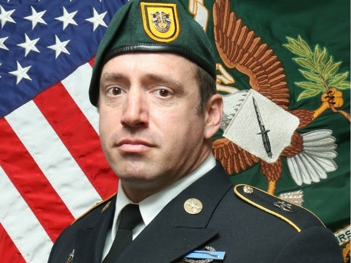 JBLM Special Forces Soldier Killed In Afghanistan