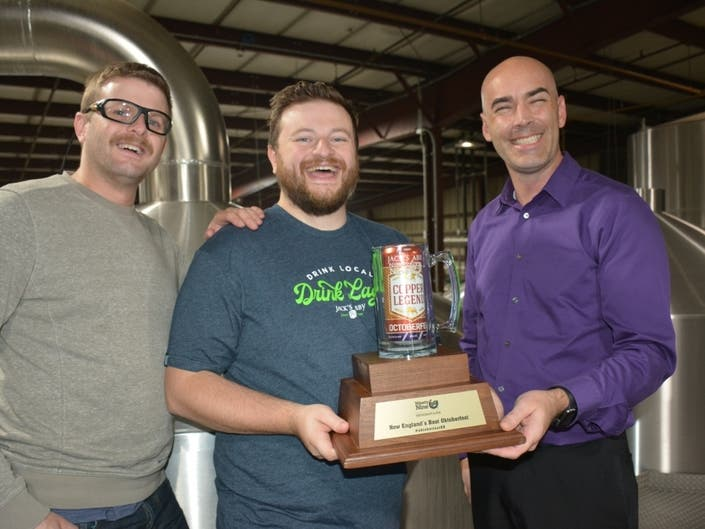 Jacks Abbey Named Best Brewery In New England
