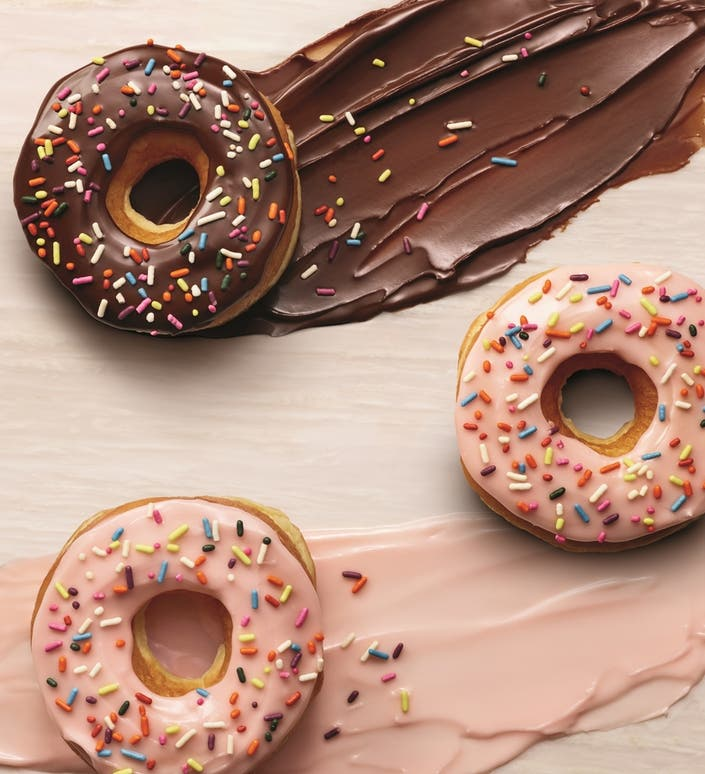 Dunkin Donuts Removes Artificial Dyes From Donuts St