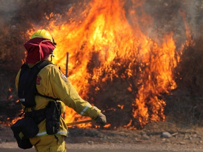Wildfires Are Public Health Risks, Should Be Treated That Way, Researchers Say