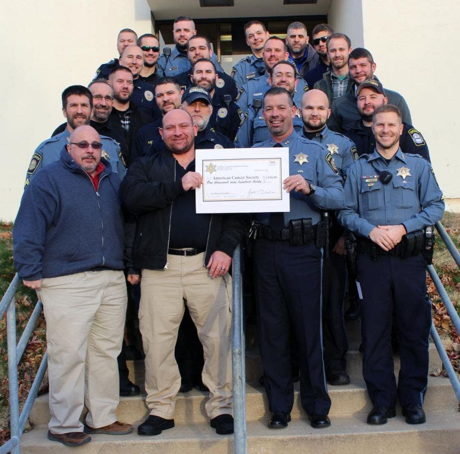 Carroll County Sheriff's Office Raises Over $2K for No-Shave