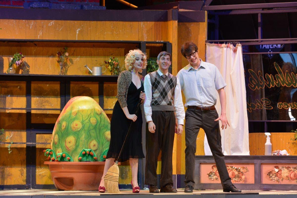 Paul VI HS Presents 'Little Shop of Horrors' Musical