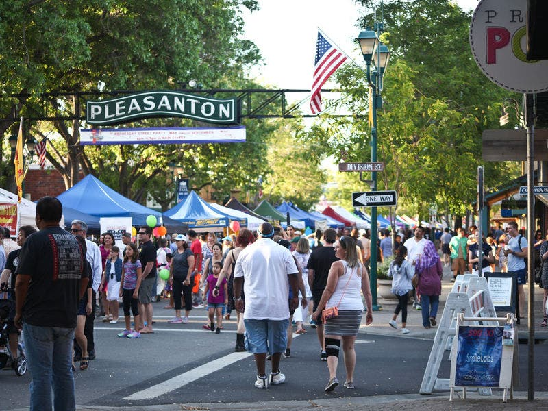 1st Wednesday Parties Return To Downtown Pleasanton 0