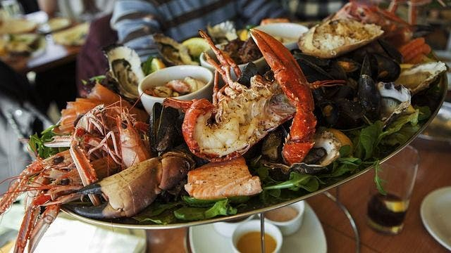 The Top Seafood Joints In Buckhead