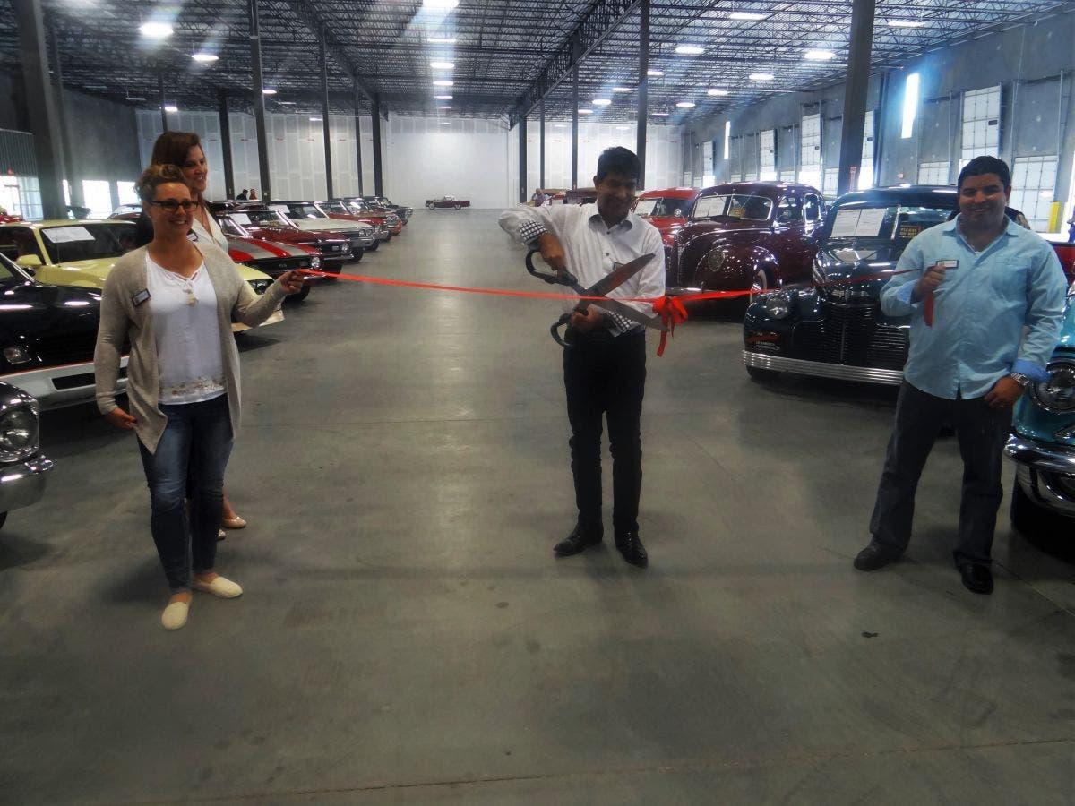Gateway Classic Cars Opens Showroom In Alpharetta