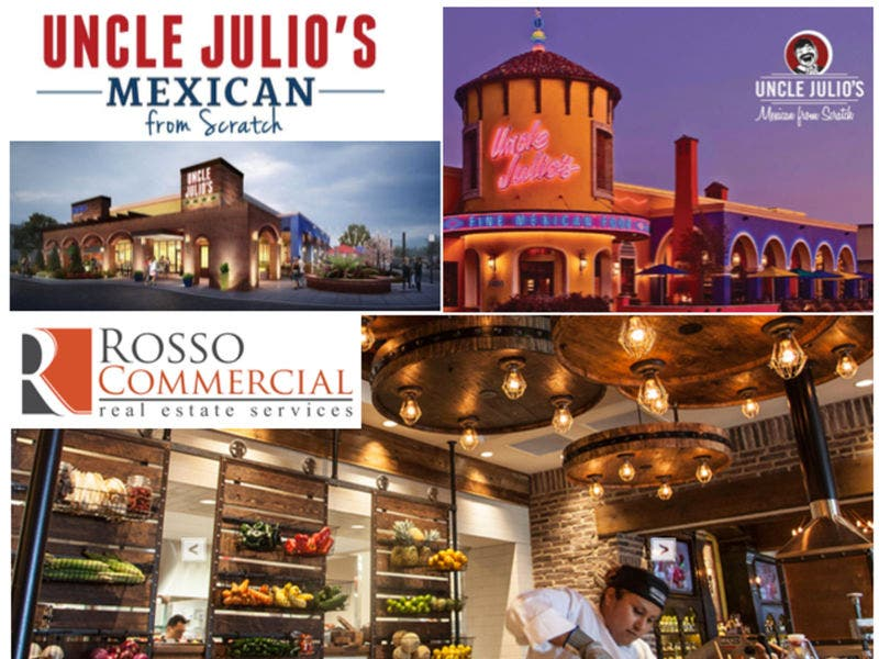 Uncle Julio S Coming To Annapolis Restaurant Park