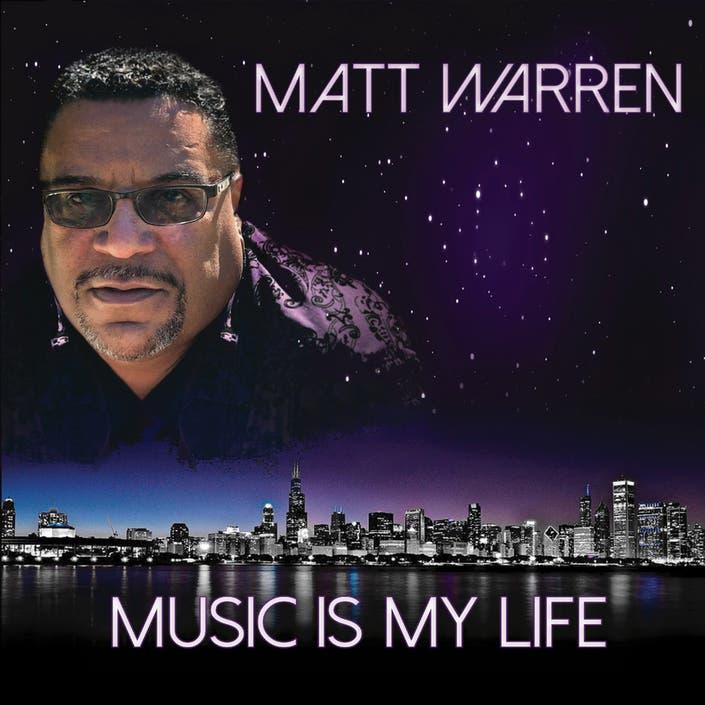 """Matt Warren Captures the Sounds of Chicago on """"Music Is My Life"""""""