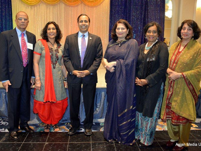 aara 9th annual dinner  u0026 gala at ashyana banquets
