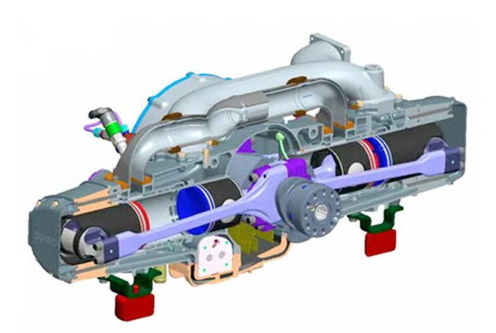 Scientists Create New Engine Design New York City Ny Patch